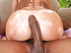 Krissy Lynn vs Big Black Cock