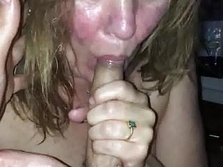 Blowjobs Amateur porno: My neighbor  cougar 4