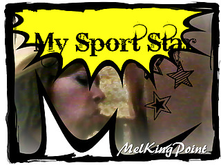Blondes Cum In Mouth Cum Swallowing video: My Sport Star