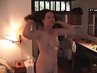 Cum Swallowing Facials Oldyoung video: MATURE ENJOYS HER  SPRING BREAK