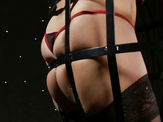 Streaming movie - Farrah Fox and Paige Ashley caught in a smutty sex slavery