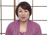 Jyukujyo 50-Sai JPN Granny likes younger man (Censored)