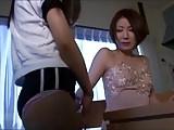 Joshi Kousei - Lesbian on the table pussy licking (censored)