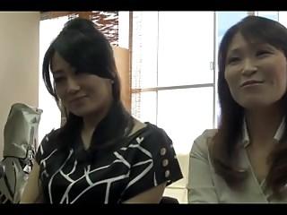 vid: Japanese lady
