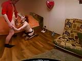 VR Porno. Lola & Anton