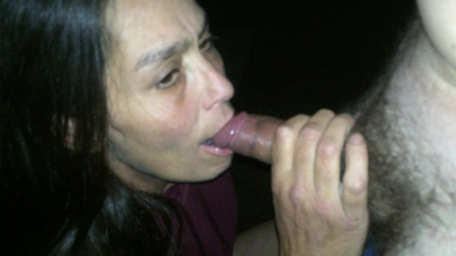 Bukkake nude girl cum throat