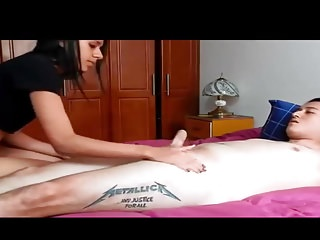 British Indian Homemade video: indian girl with her white bf