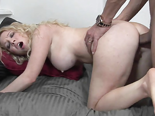 Blondes Hardcore Teens video: Slutty coed Nicki Blue takes a big cock in her tight butt
