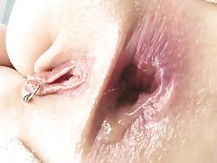 Gaping anal fuck with Kagney Lynn Karter