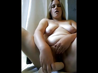 Chubby Teen GF Addicted to porn