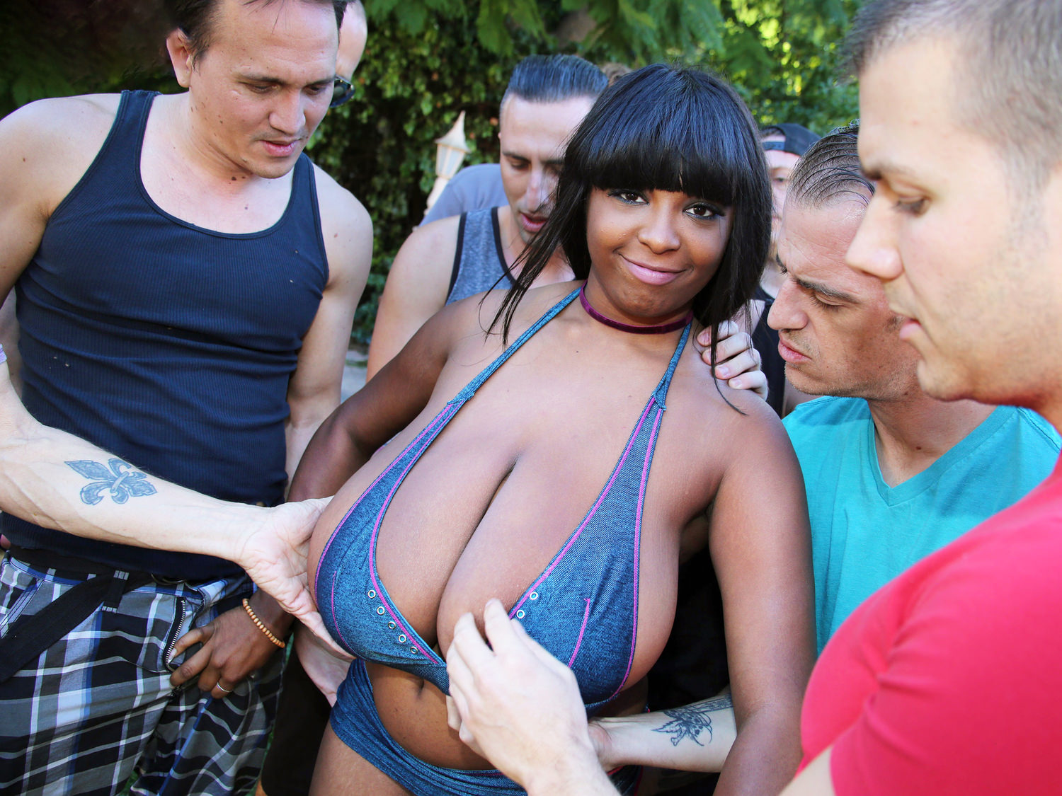 Black and Ebony,Big Boobs,Group Sex,Interracial,Gangbang,Dog Fart Network,HD Videos,Ebony Group,Busty Ebony,Ebony Sex