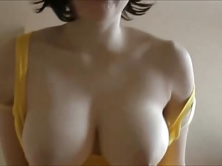Amateur Big Cock Big Natural Tits video: Sperma am Arsch 16