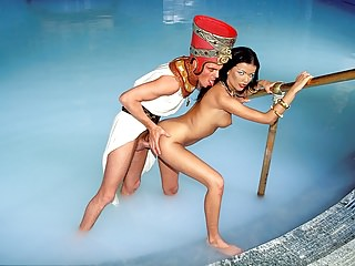 Streaming movie - Tania Russof, the Empress Assfucked in the Terms