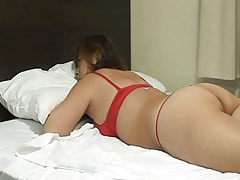 Japanese Amateur Sexual Massage with Wife part 1