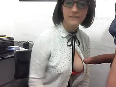 Horny Teen Secretary