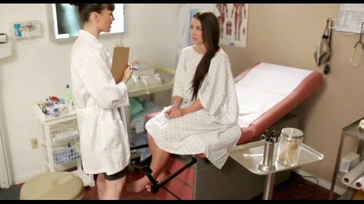 Lesbian adventures my gynecologist Dana DeArmond