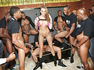 Big Black Cock,Big Cock,Blowbang,Gangbang,Group Sex,Hd,Orgy