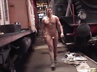 Group Sex Gangbang Hardcore video: Three stallions for Mistress and Slave