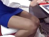 hosed legs