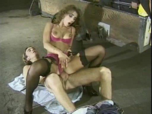 vintage bimbo anal fun