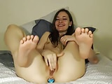 foot fetish and masturbation