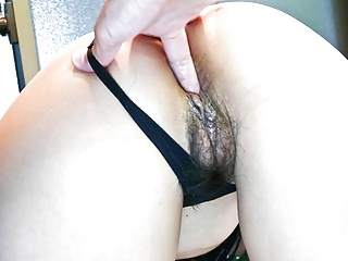 Asian Japanese Lingerie video: Busty milf in hot lingerie, Naho Hadsuki, fucked hard