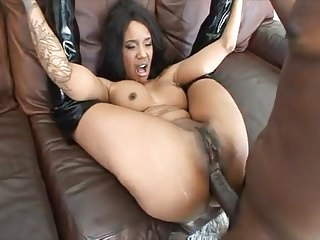 Black And Ebony Hardcore Black video: Black Booty Anal