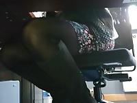black stocking anal sex porno