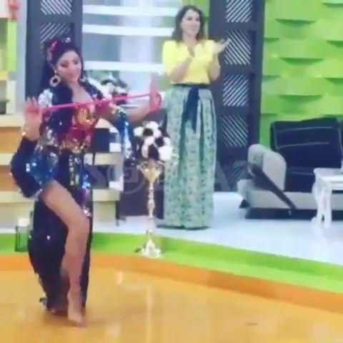 Alla Kushnir - very short Belly Dance Clip