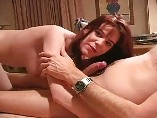 Blowjobs Cumshots Oldyoung video: Guy loans out his hot GF to old man