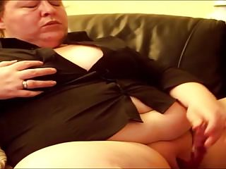 # Irish BBW Slag Jilling Off