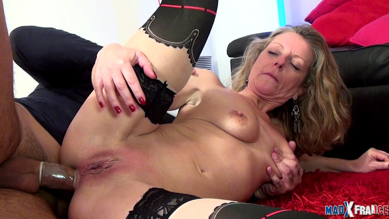 Anal,Fingering,Milf,French,Lingerie,MadXFrance,HD Videos