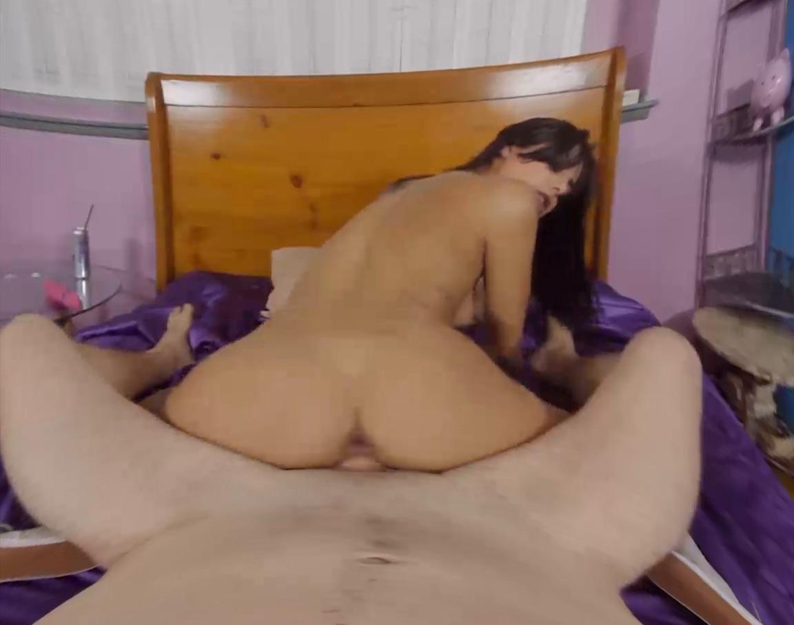.Virtual Reality Sex With Gina Valentina.