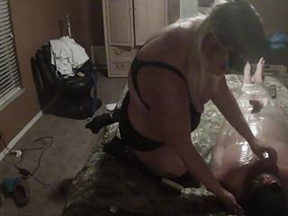 Amateur,Face Sitting,Bondage,Part 2,Wrapped Up