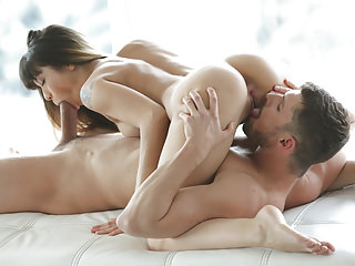 Asian,Ass,Big Cock,Big Tits,Boobs,Brunette,Cum,Cum Covered,Cumshot,Hd