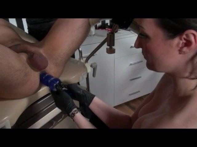 Femdom Medical Anal Reaining by CrazyCezar