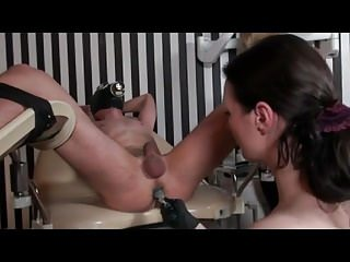 Femdom Medical Anal Reaining by CrazyCezar