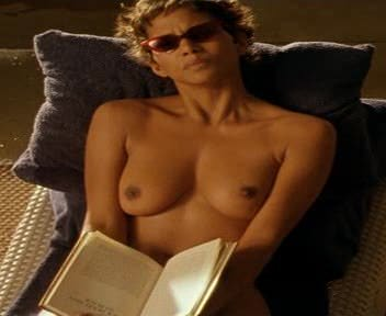 Halle Berry in Sworfish