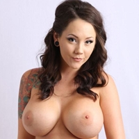 Useful ashton pierce has best tits right!