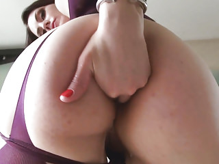 Hardcore Pov Big Cock video: Ultra perverted anal girl Sarah Shevon
