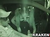Krakenhot - Amateur video of sex in the street. Part 2