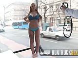 Alexis Bardot fucks the model agent