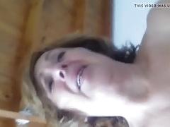 Carmem la cara q pone cuando le estoy rompiendo el culo