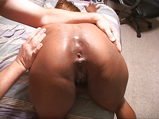 Black And Ebony Matures Milfs video: Mature Ebony Mom Gets Butt Fucked