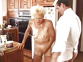 Streaming movie - Granny Wants Anal Sex And DP