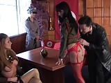 Wapxtube.com Sabrina and team receive a hardcore nailing in a close up shoot
