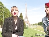 Wapxtube.com Hot Ava Courcelles and Julie Share Sex Toys in Public