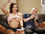 Geek girl Keisha Grey got pounded hard