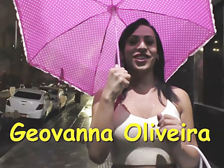 Big Cocks Shemale Big Tits Shemale Solo  Shemale video: Tranny Geovanna Oliveira solo