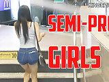 Semi-Pro Girls & Illuminati in Bangkok!?